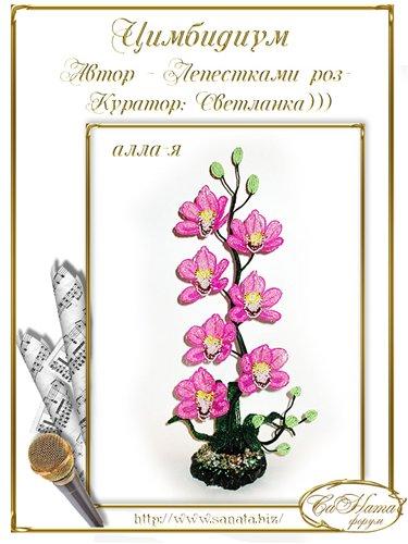 "Выпуск работ факультета ""Цимбидиум"" 5b369970ba43t"