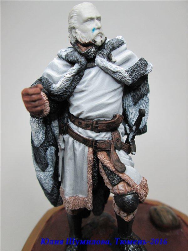 Великий Магистр Тевтонского ордена, 14в.. На Конкурс по росписи миниатюры. B75c45153ace