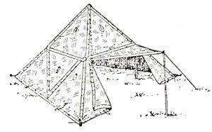 Колышки от немецкой плащ-палатки B266b0ca69c6