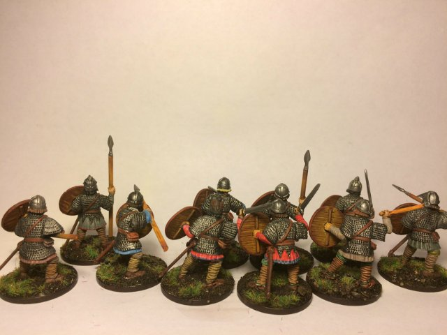 Армия англосаксов, 28мм 53e98fbf281b