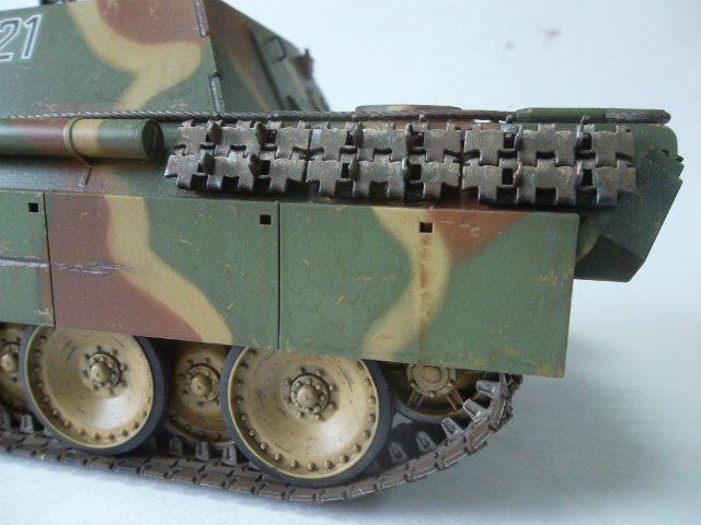 Jagdpanther, 1/35, («Tamiya» 35203). - Страница 2 B91342d2fa8c