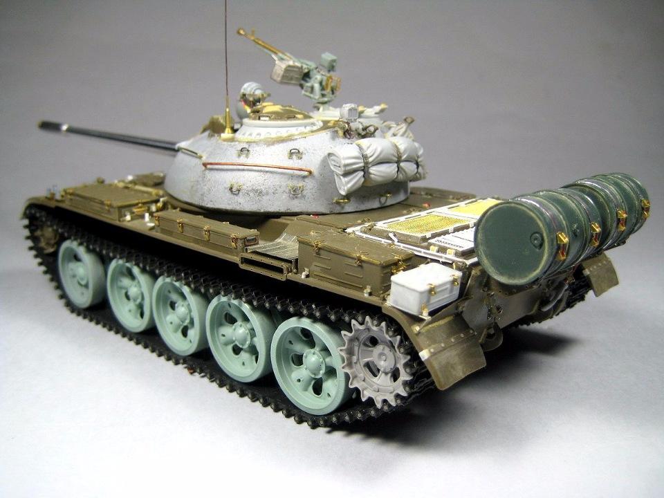 Т-55. ОКСВА. Афганистан 1980 год. - Страница 2 26d913e60394