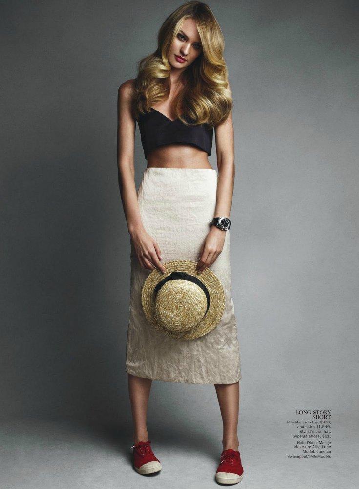 Candice Swanepoel | Кендис Свонопоэл - Страница 5 Ef94bf224966