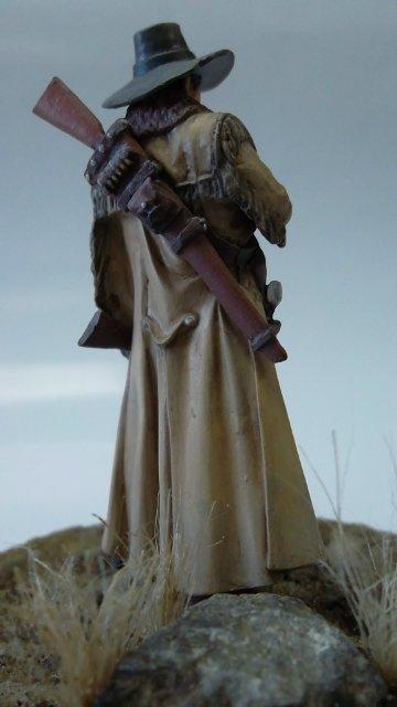Wyatt Earp / Tombstone, 54мм, (подарок брату). 5c5a5ef1e65f