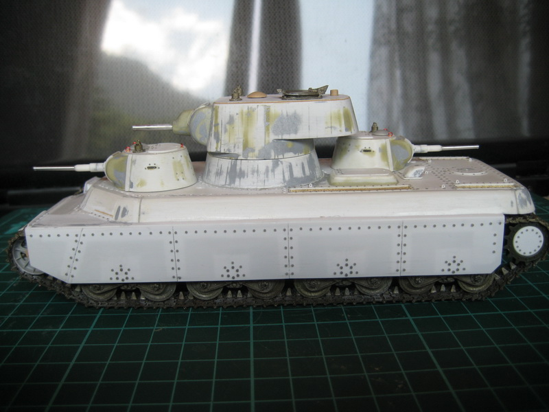 Т-28 прототип - Страница 2 Ce17cdeb08ac