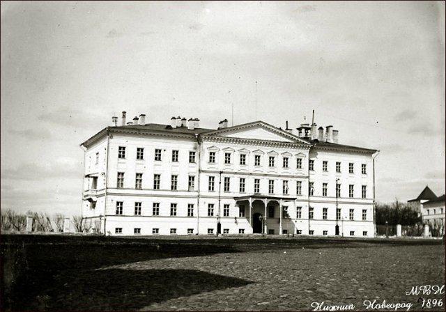 Старый-новый Нижний Новгород. 5d80bedd060d