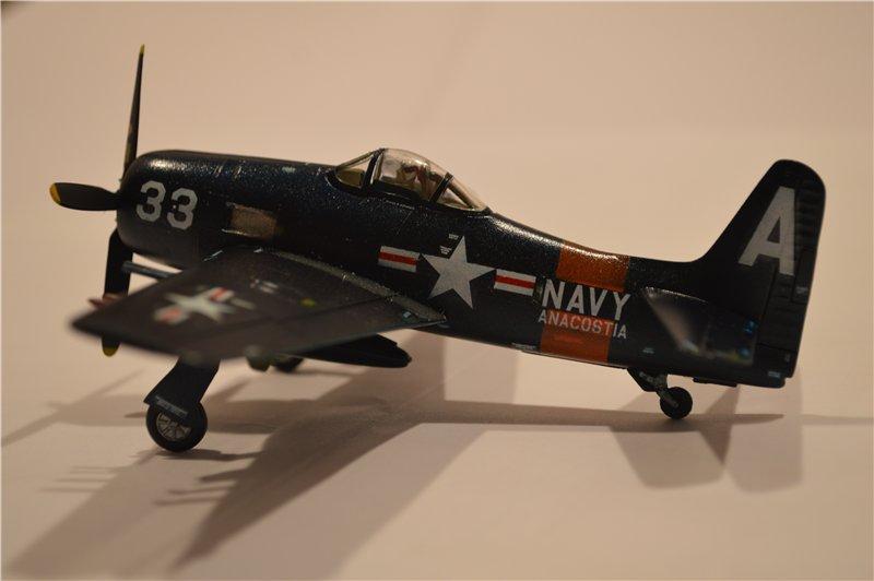 """F8F """"Bearcat"""" (Revell) 1/72 F660d2d28116"""