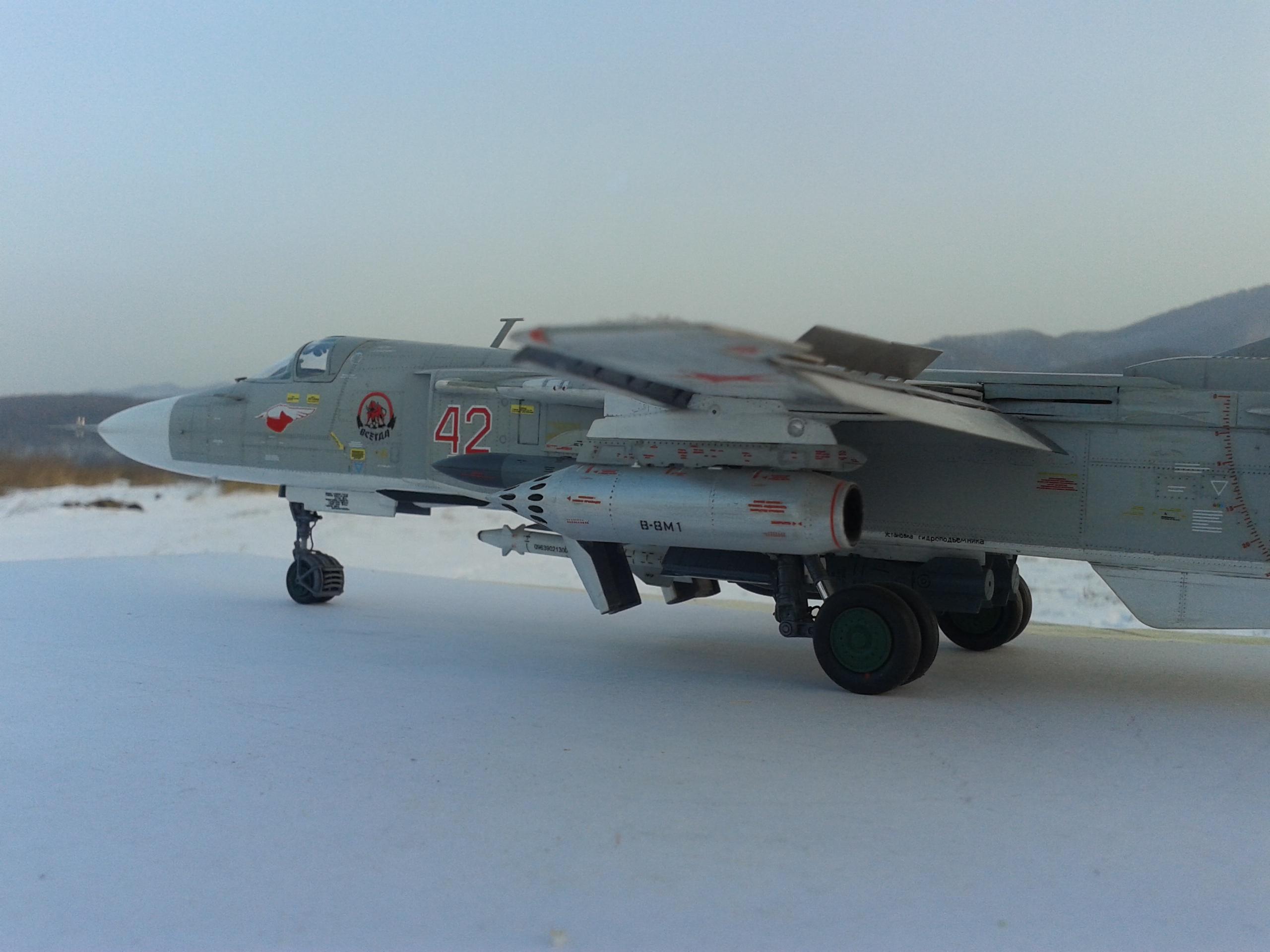Су-24М 1/48 (TRUMPETER) Bf4690059cfb