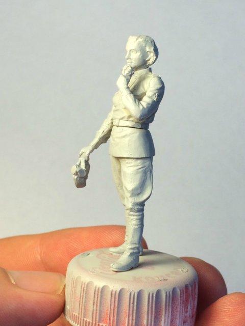 Лидия Литвяк, Master box 1/32 242fbeb9d1e0