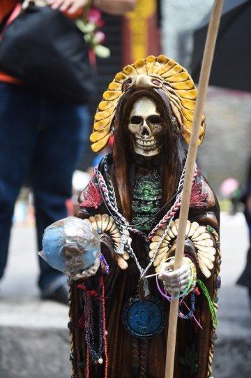 Santa Muerte. Святая Смерть Ab50b749552b