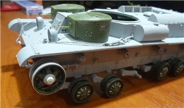 Т-28 с торсионной подвеской - Страница 3 4d8bc3dbb384t