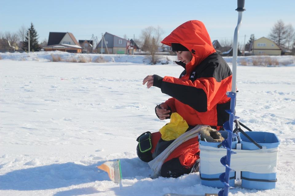 Первенство города Кургана по ловле на мормышку со льда среди юношей и девушек с 14 до 17 лет. 01155ff17bff
