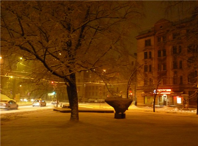Зимняя сказка на наших фотографиях - Страница 5 E33255f677d4