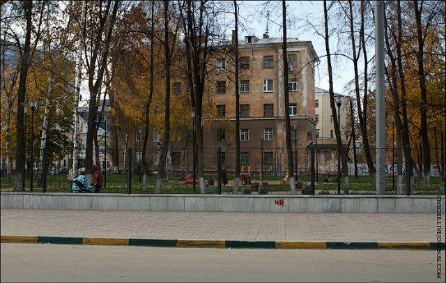 Старый-новый Нижний Новгород. 9c96cee7891f
