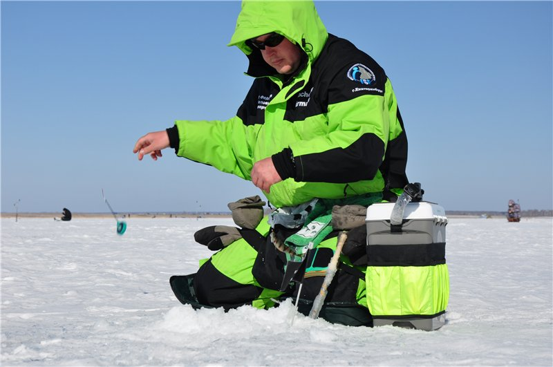 Чемпионат Курганской области по ловле на мормышку со льда. 28 марта 2015 года. 53f172439f15