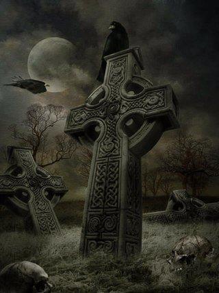"""Недельный Мастер-Класс """"Работа на кладбище"""" 86c637a52783"""