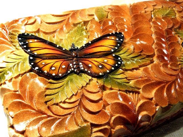 Свадебная шкатулка с бабочками Cc4673647e0b
