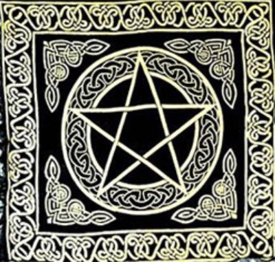 Кельтские лже символы: пентаграмма Cc80f3f4fda9