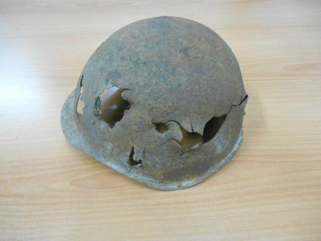 Шлем стальной обр. 1940 г. (СШ-40) Cf45306be837