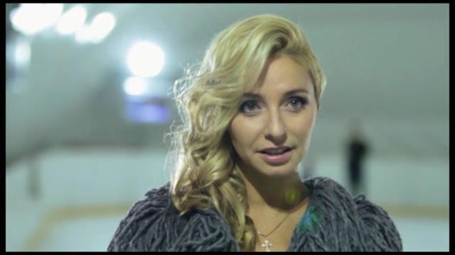 Татьяна Навка. Реклама, съемки, презентации C1e08528113c