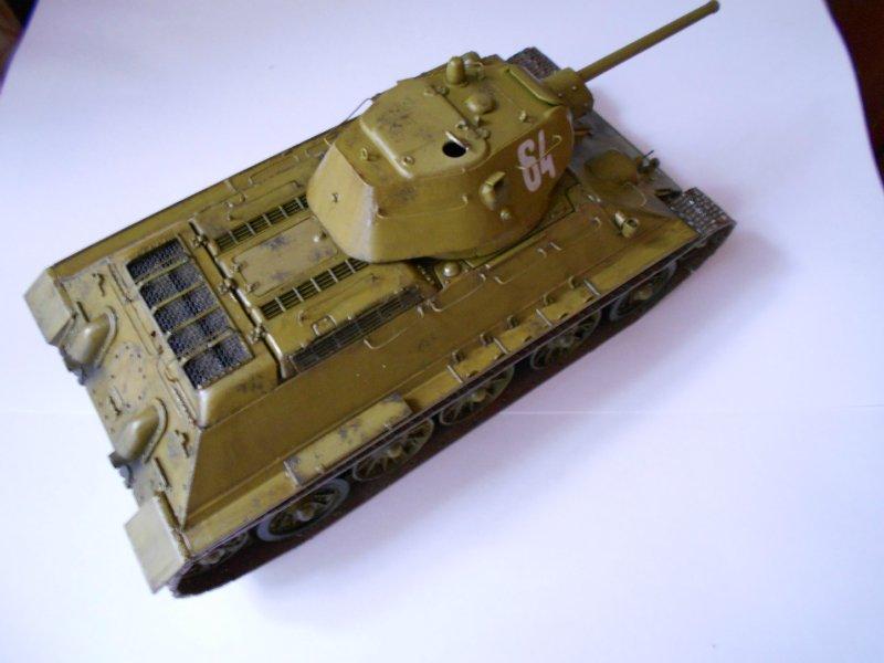 Т-34/76 Красное Сормово 1/35 (Моделист) 42b8494c4f6b