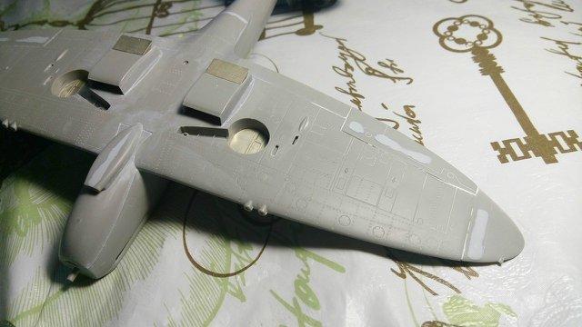 Spitfire Mk.IXc 1/48 ICM Ce7934ba21fb