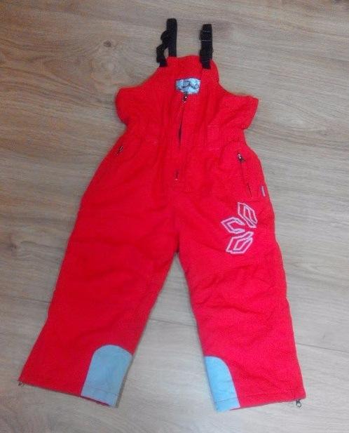 Зимний термокомбинезон куртка+штаны Scorpian для девочки 104 размер 8a6c942f9a45