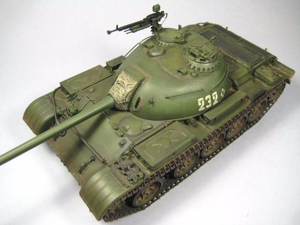 Т-54 образца 1951 г.  Eb872c519534