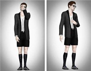 Повседневная одежда (комплекты с брюками, шортами)   - Страница 5 7eff900cbb46
