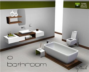 Ванные комнаты (модерн) - Страница 10 082c009ac443