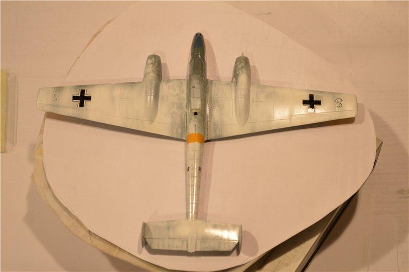 Bf-110 C-4/B (Airfix)  1/72 8292cf872845