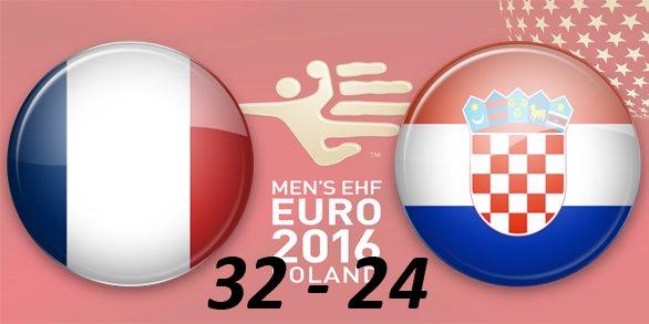 Чемпионат Европы по гандболу среди мужчин 2016 124f1bf01e64
