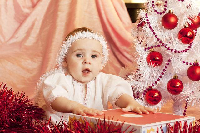 новогодние фотографии деток 392395f22e43