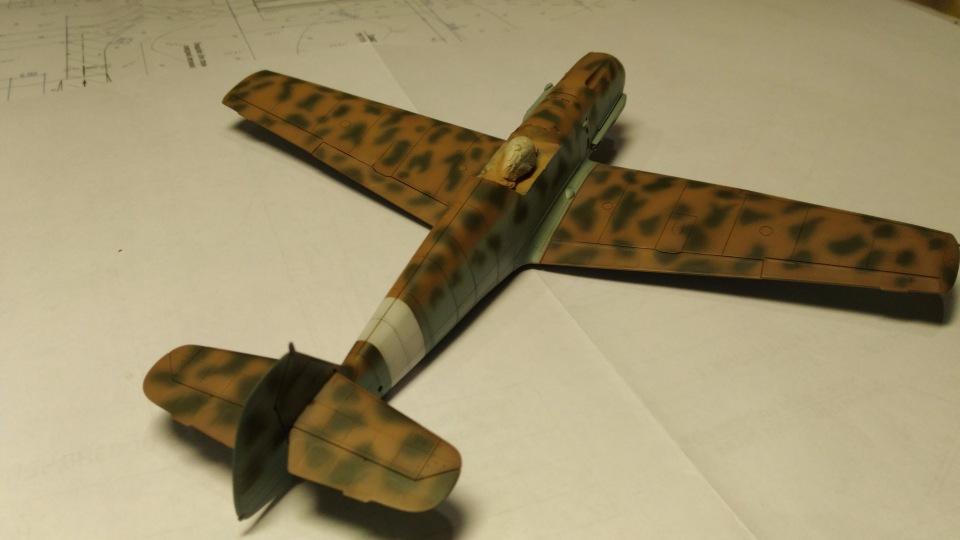 Bf 109 E7/Trop Tamiya 1:48 38ce91ce30b3