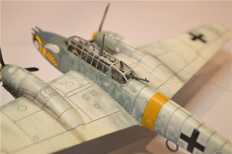 Bf-110 C-4/B (Airfix)  1/72 57eee11cc99d