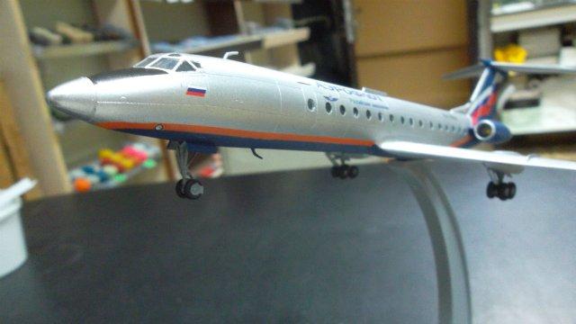 Ту-134А/Б-3, 1/144, (Звезда 7007). 5f6ff4f67577