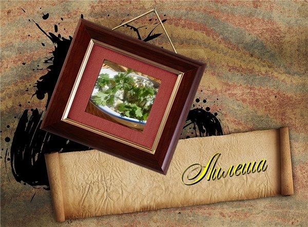 Простенький , но вкусный салат из баклажанов E2910038775d