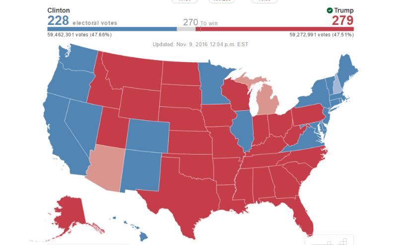 Выборы президента США - 2016 0986672f39f3