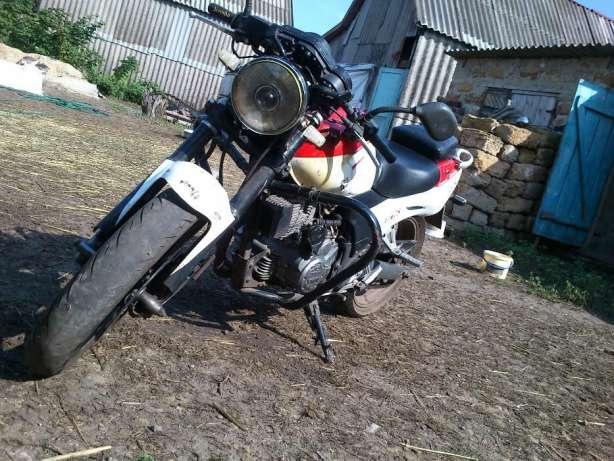 Обменяю мотоцикл Zongshen ZS200GS на велосипед Bde7e12dc64e