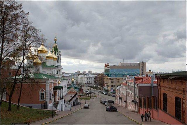 Старый-новый Нижний Новгород. E23f7636d537