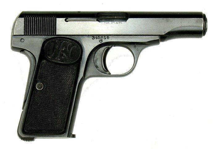 Пуля от пистолетного патрона 7,65Х17 мм. 66adff9bcbf4