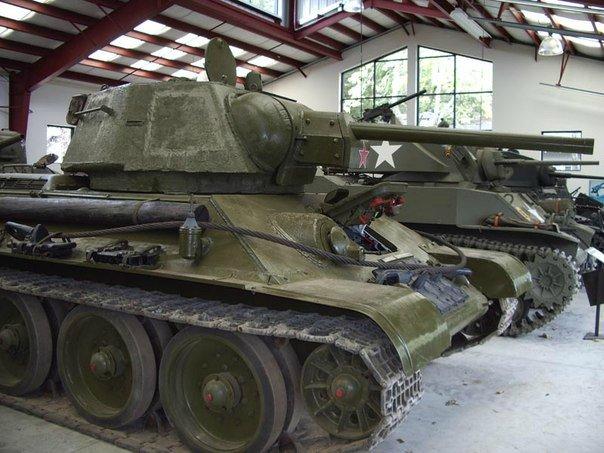 Валк! Т-34/76, выпуска 1943 года, УВЗ 1dbb66274f21