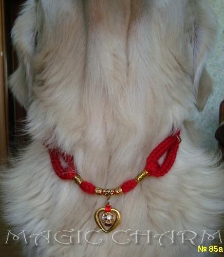 Magic Charm - ошейники, обереги, украшения и аксессуары для собак 1a883f7adbbb