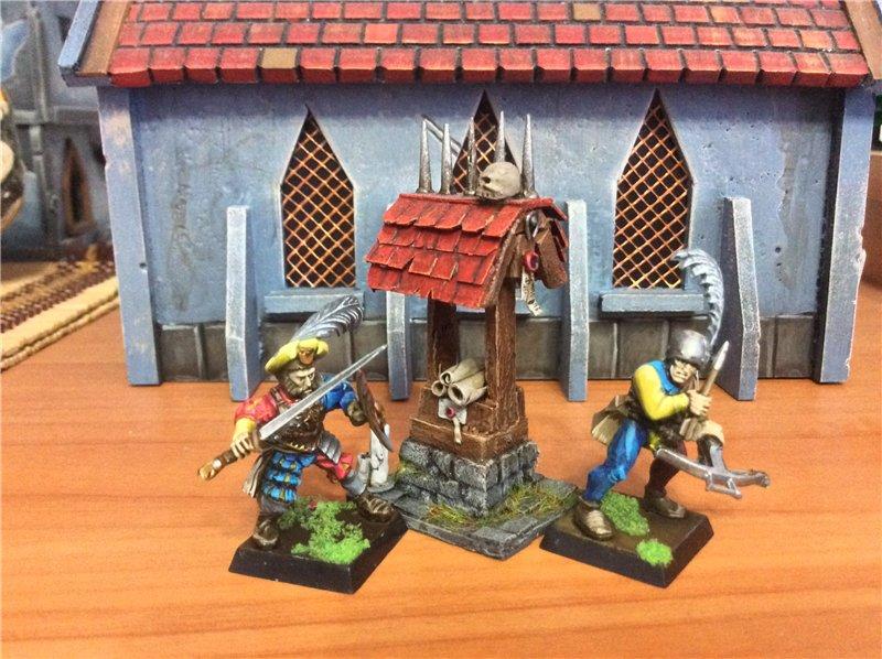 Waterfront Mordheim. battle is in full swing! - Page 3 686892408db9