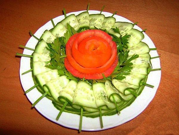 Фотоподборка оригинально оформленных блюд 6b17ae86bb1a