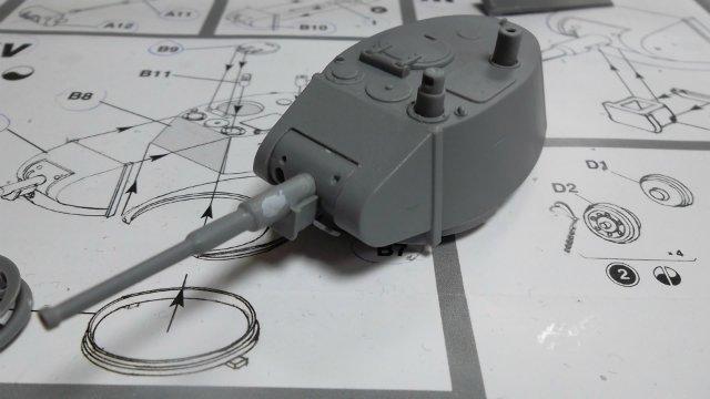 Т-26 обр. 1939 г. 1/35, (Mirage hobby 35309). 3ffe5fc58d0d