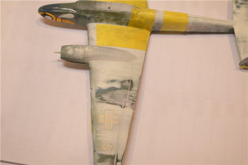 Bf-110 C-4/B (Airfix)  1/72 C71741f6abb0