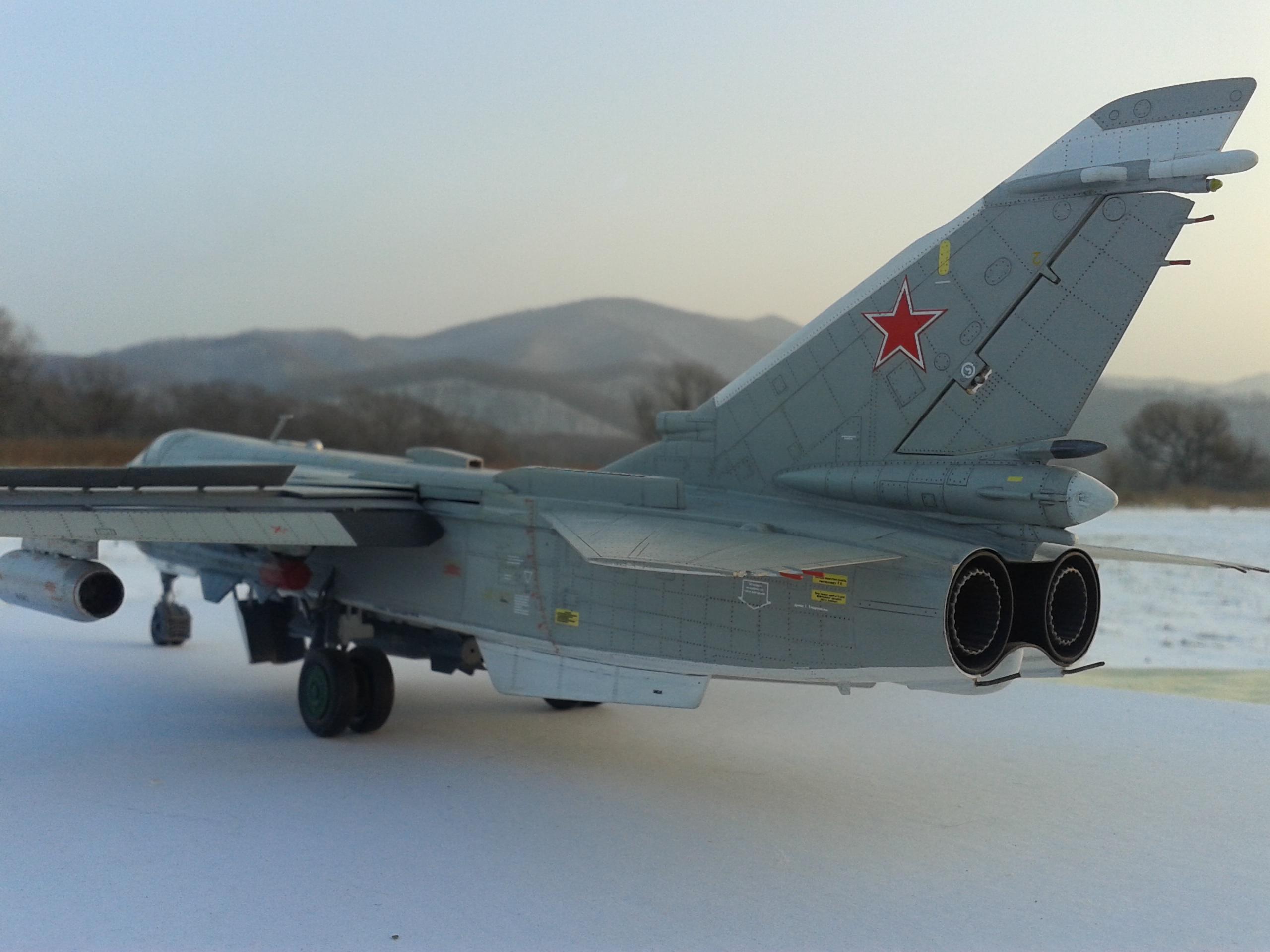 Су-24М 1/48 (TRUMPETER) 32194eb8f917