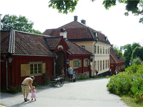 В Стокгольм по Балтийскому морю 584dc441317e