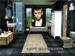 Ванные комнаты (модерн) - Страница 8 24a23c8a4155